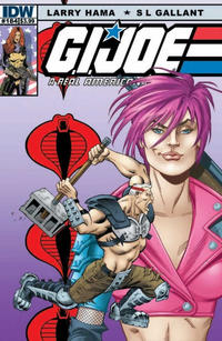 Cover Thumbnail for G.I. Joe: A Real American Hero (IDW, 2010 series) #184