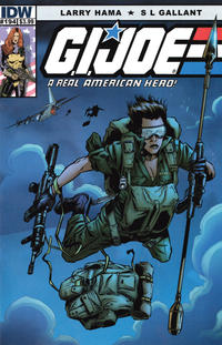 Cover Thumbnail for G.I. Joe: A Real American Hero (IDW, 2010 series) #194
