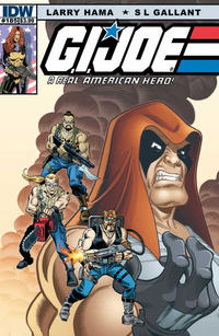 Cover Thumbnail for G.I. Joe: A Real American Hero (IDW, 2010 series) #185