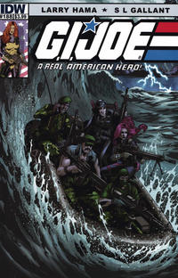 Cover Thumbnail for G.I. Joe: A Real American Hero (IDW, 2010 series) #188