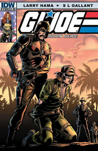 Cover Thumbnail for G.I. Joe: A Real American Hero (IDW, 2010 series) #190