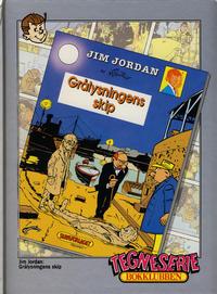 Cover Thumbnail for Jim Jordan [Tegneserie Bokklubben] (Hjemmet / Egmont, 1992 series) #[4]
