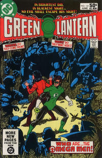 Cover Thumbnail for Green Lantern (DC, 1976 series) #141 [Direct Sales]