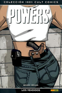Cover Thumbnail for 100% Cult Comics. Powers (Panini España, 2009 series) #6