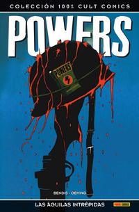 Cover Thumbnail for 100% Cult Comics. Powers (Panini España, 2009 series) #13