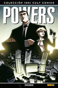 Cover Thumbnail for 100% Cult Comics. Powers (Panini España, 2009 series) #14