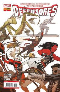 Cover Thumbnail for Defensores (Panini España, 2012 series) #7