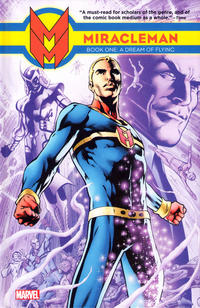 Cover Thumbnail for Miracleman (Marvel, 2014 series) #1 - A Dream of Flying