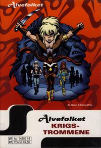 Cover Thumbnail for Alvefolket (Hjemmet / Egmont, 2005 series) #18
