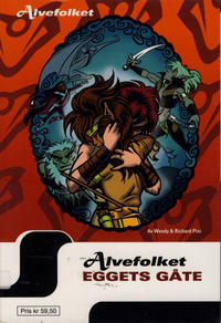 Cover for Alvefolket (Hjemmet / Egmont, 2005 series) #20