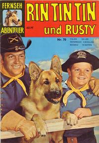 Cover Thumbnail for Fernseh Abenteuer (Tessloff, 1960 series) #70