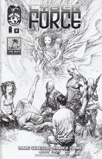 Cover Thumbnail for Cyber Force (Image, 2012 series) #7 [Long Beach Comic & Horror Con]