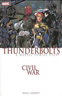 Cover Thumbnail for Civil War: Thunderbolts (Marvel, 2007 series)