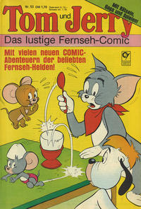 Cover Thumbnail for Tom & Jerry (Condor, 1976 series) #53