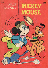 Cover Thumbnail for Walt Disney's Mickey Mouse (W. G. Publications; Wogan Publications, 1956 series) #175