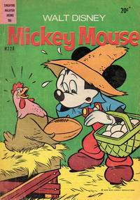 Cover Thumbnail for Walt Disney's Mickey Mouse (W. G. Publications; Wogan Publications, 1956 series) #220