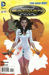 Cover Thumbnail for Batman Incorporated (DC, 2012 series) #2 [Cameron Stewart Cover]