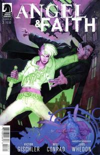 Cover Thumbnail for Angel & Faith Season 10 (Dark Horse, 2014 series) #3 [Scott Fischer Cover]