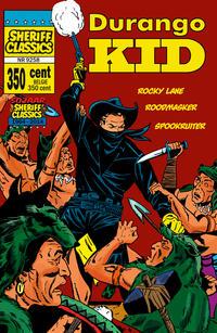 Cover Thumbnail for Sheriff Classics (Windmill Comics, 2011 series) #9258