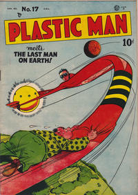 Cover Thumbnail for Plastic Man (Bell Features, 1949 series) #17