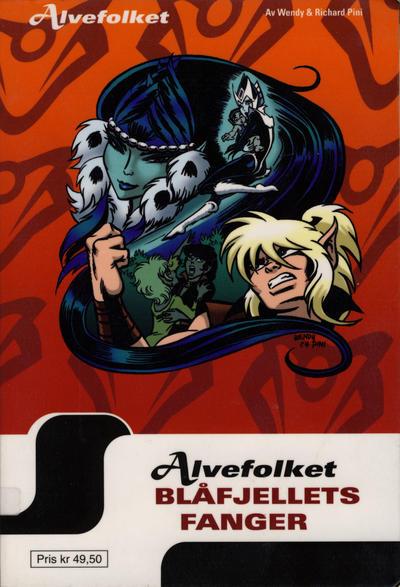 Cover for Alvefolket (Hjemmet / Egmont, 2005 series) #16