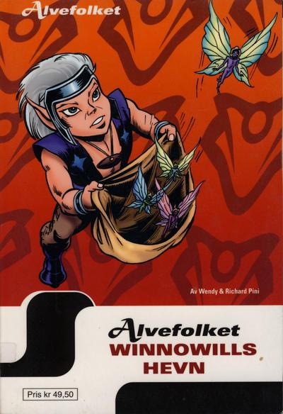Cover for Alvefolket (Hjemmet / Egmont, 2005 series) #17