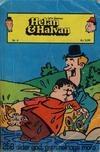 Cover for Helan og Halvan-boken [Helan og Halvan pocket] (Illustrerte Klassikere / Williams Forlag, 1971 series) #4
