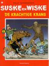 Cover Thumbnail for Suske en Wiske (1967 series) #218 - De krachtige krans [Herdruk 2003]