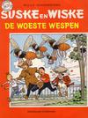 Cover for Suske en Wiske (Standaard Uitgeverij, 1967 series) #211 - De woeste wespen