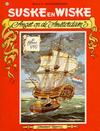 """Cover for Suske en Wiske (Standaard Uitgeverij, 1967 series) #202 - Angst op de """"Amsterdam"""""""