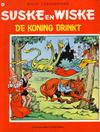 Cover for Suske en Wiske (Standaard Uitgeverij, 1967 series) #105 - De koning drinkt