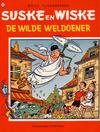 Cover for Suske en Wiske (Standaard Uitgeverij, 1967 series) #104 - De wilde weldoener