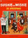 Cover for Suske en Wiske (Standaard Uitgeverij, 1967 series) #77 - De apekermis
