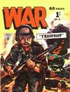 Cover for War (L. Miller & Son, 1961 series) #4