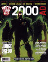 Cover for 2000 AD Free Comic Book Day (Rebellion, 2012 series) #[nn]