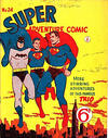 Cover for Super Adventure Comic (K. G. Murray, 1950 series) #24 [Price difference]