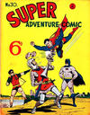 Cover for Super Adventure Comic (K. G. Murray, 1950 series) #30 [Price difference]