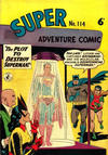 Cover Thumbnail for Super Adventure Comic (1950 series) #114 [Price difference]