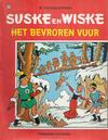 Cover for Suske en Wiske (Standaard Uitgeverij, 1967 series) #141 - Het bevroren vuur
