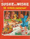Cover for Suske en Wiske (Standaard Uitgeverij, 1967 series) #137 - De ringelingschat