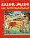 Cover for Suske en Wiske (Standaard Uitgeverij, 1967 series) #154 - Rikki en Wiske in Chocowakije