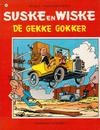 Cover for Suske en Wiske (Standaard Uitgeverij, 1967 series) #135 - De gekke gokker