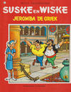 Cover for Suske en Wiske (Standaard Uitgeverij, 1967 series) #72 - Jeromba de Griek