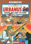 Cover for De avonturen van Urbanus (Standaard Uitgeverij, 1996 series) #60 - Miserie met oma Tetterie