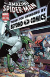Cover Thumbnail for The Amazing Spider-Man (1999 series) #666 [Variant Edition - Beyond Comics Store Exclusive]