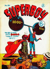 Cover for Superboy (K. G. Murray, 1949 series) #86