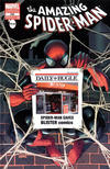 Cover Thumbnail for The Amazing Spider-Man (1999 series) #666 [Variant Edition - Blister Comics Bugle Exclusive]