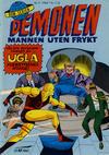 Cover for Demonen (Serieforlaget / Se-Bladene / Stabenfeldt, 1968 series) #3/1968