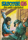 Cover for Sabotør Q5 (Serieforlaget / Se-Bladene / Stabenfeldt, 1971 series) #9/1980