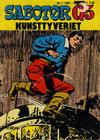 Cover for Sabotør Q5 (Serieforlaget / Se-Bladene / Stabenfeldt, 1971 series) #1/1981